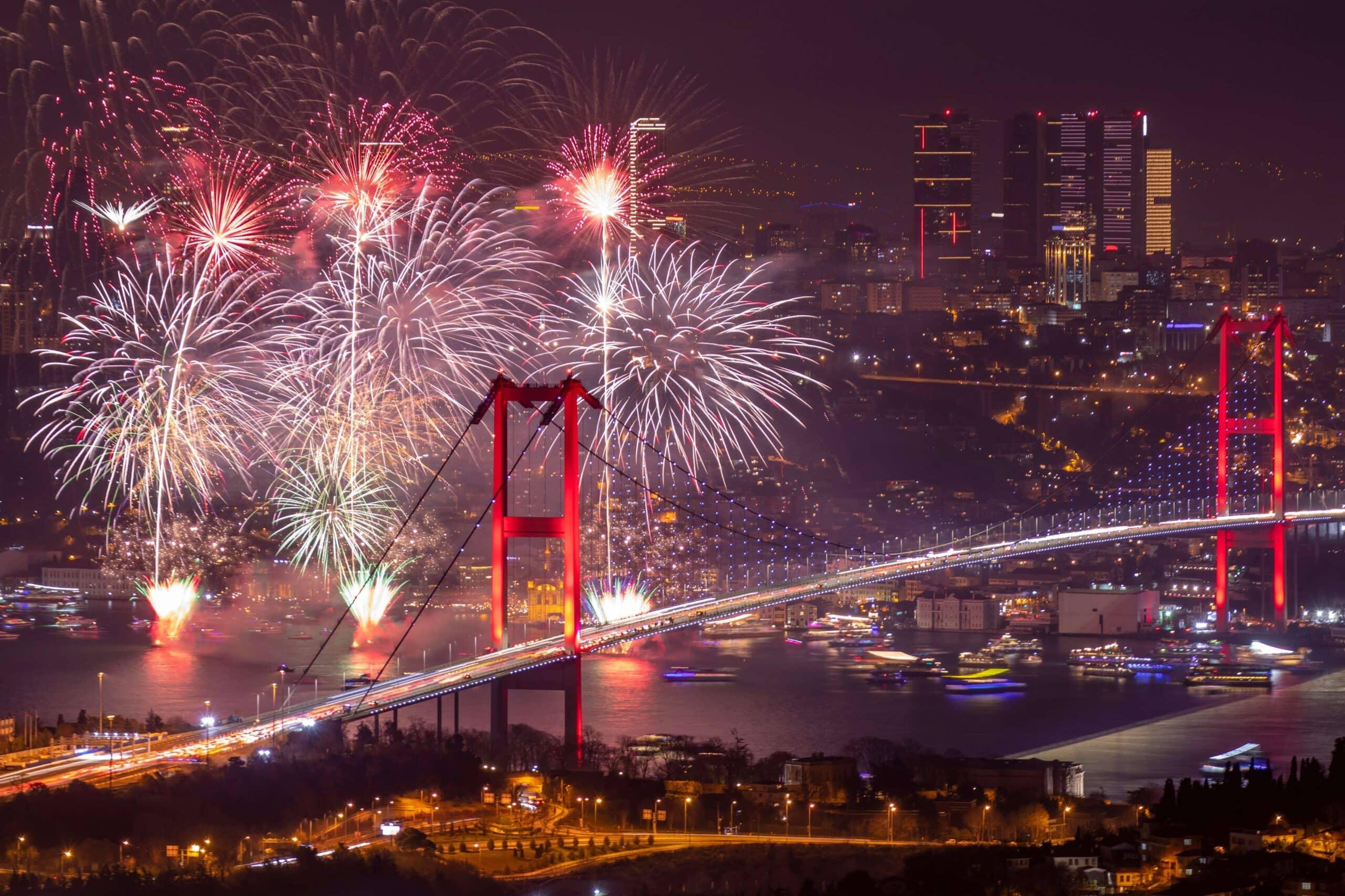 Bosphorus Bridges