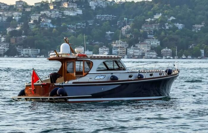 Sunset Bosphorus Cruise by Private Yacht