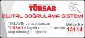 tursab-license of Romos travel