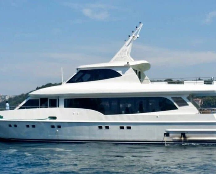 istanbul private yacht