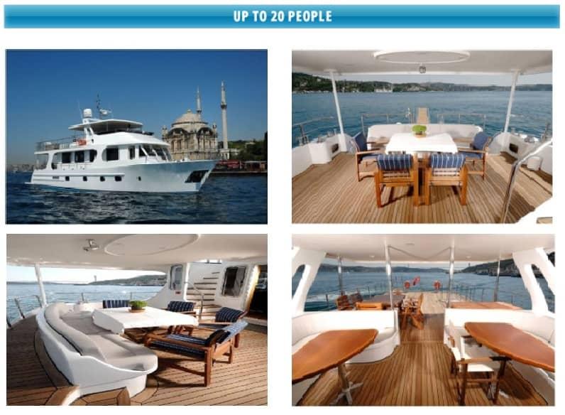 bosphorus cruise boat tours